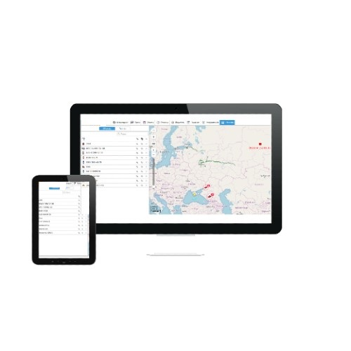 Программа ГЛОНАСС GPS мониторинга авто