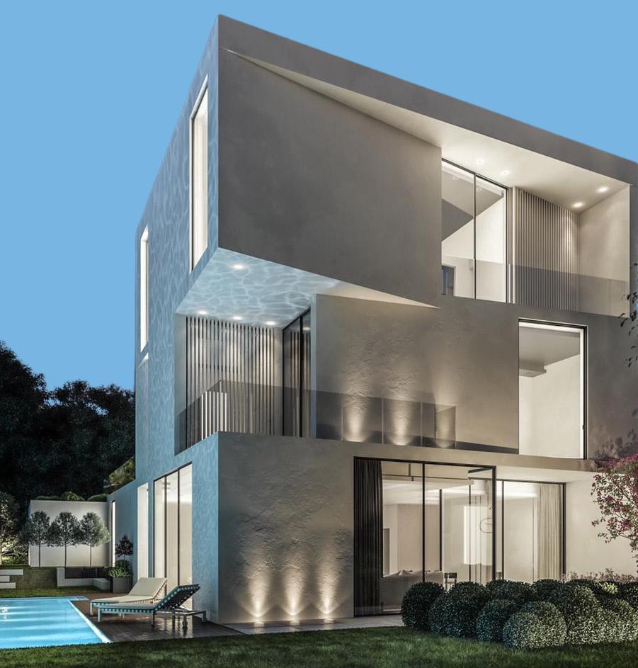 Al Barari Chorisia Villas for Sale in Dubai