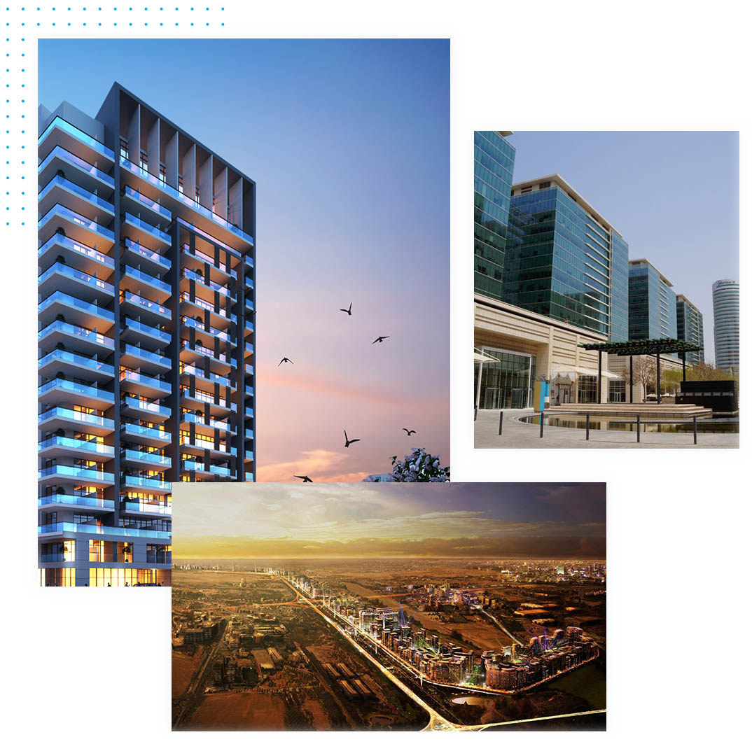 Alexis Tower by Reportage Properties: Budget Apartments in Dubai Downtown Jebel Ali