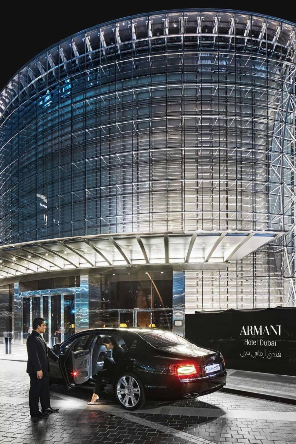 Emaar Armani Residences in Downtown Dubai – Apartments for Sale