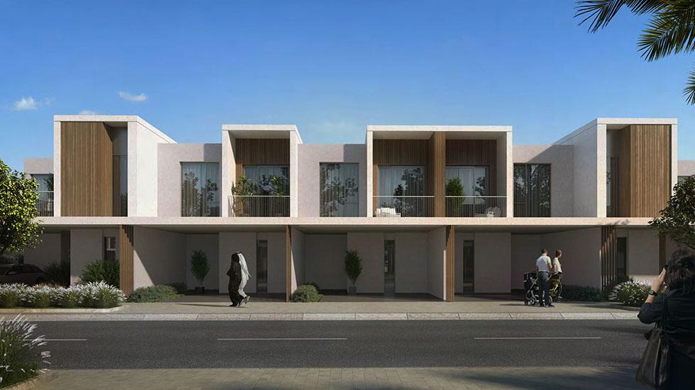 Buy Off-Plan Townhouses in Dubai