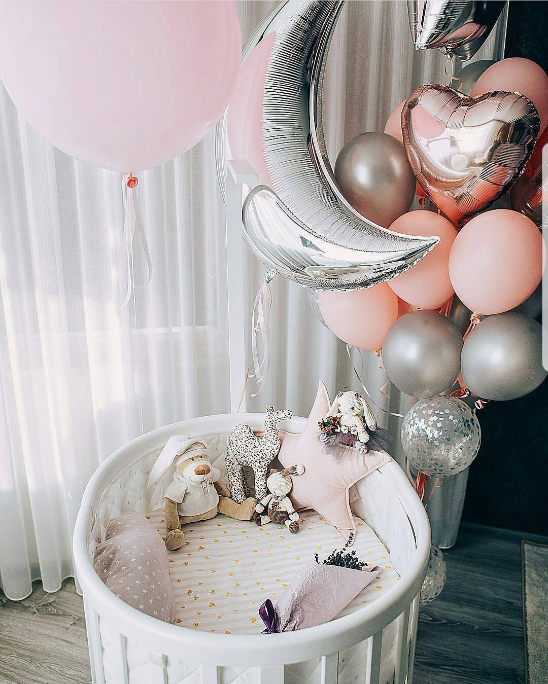 Сет из шаров для девочки №1