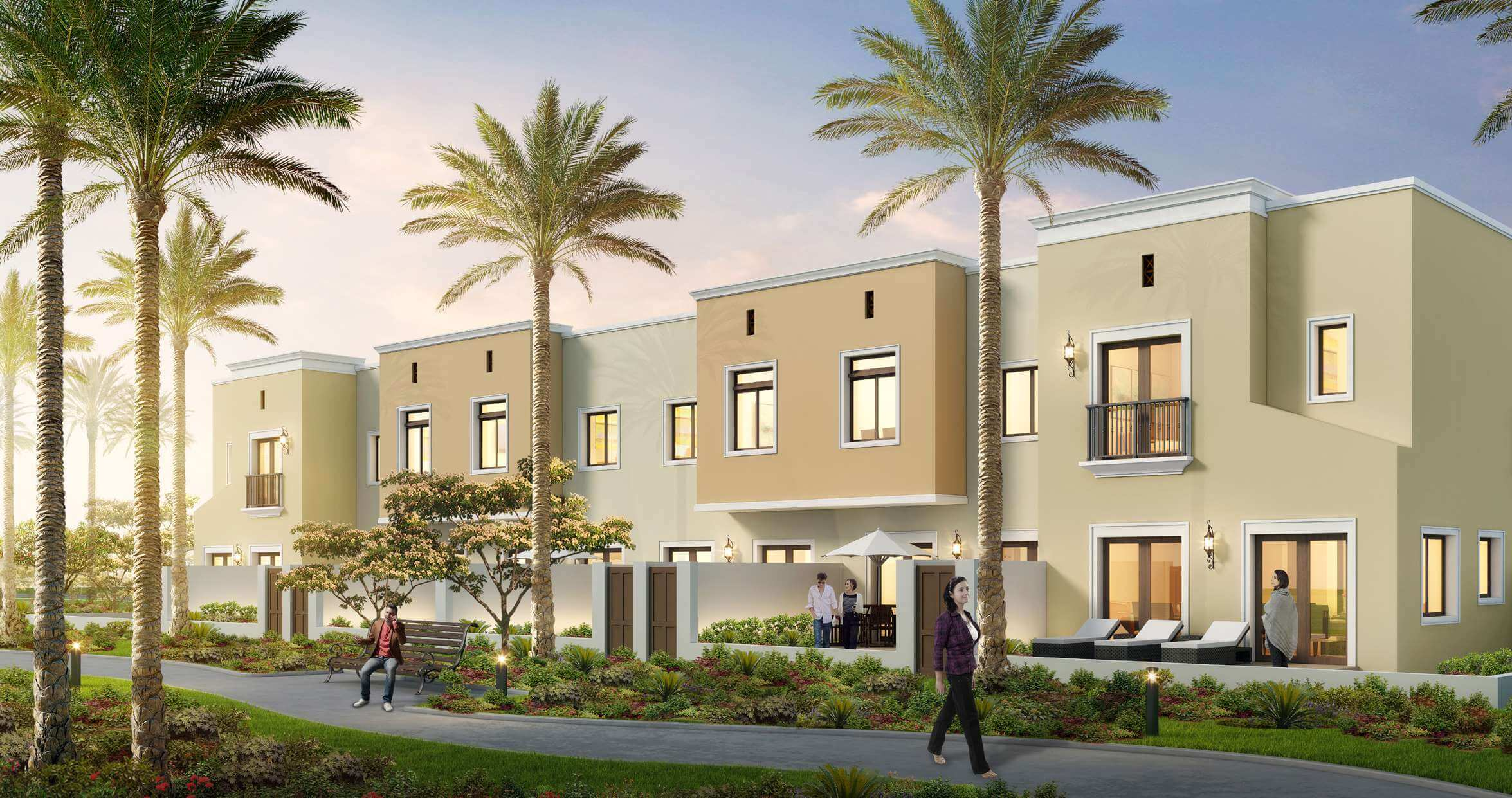 Properties for Sale in Dubai Villanova