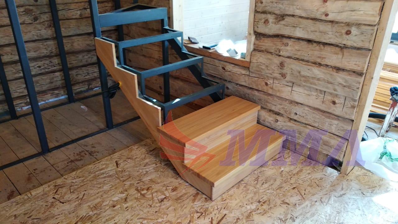 лестница, дерево, отделка, обшивка, ступени,