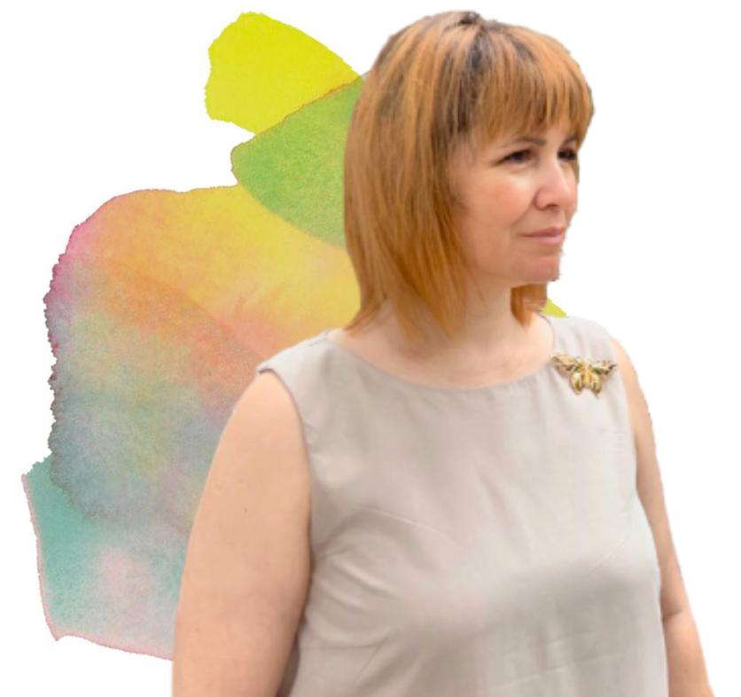 ментор счастливых женщин, Мария Ляшенко