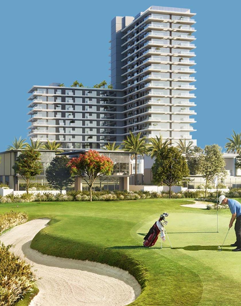 Emaar Golf Suites Apartments for Sale in Dubai Hills Estate