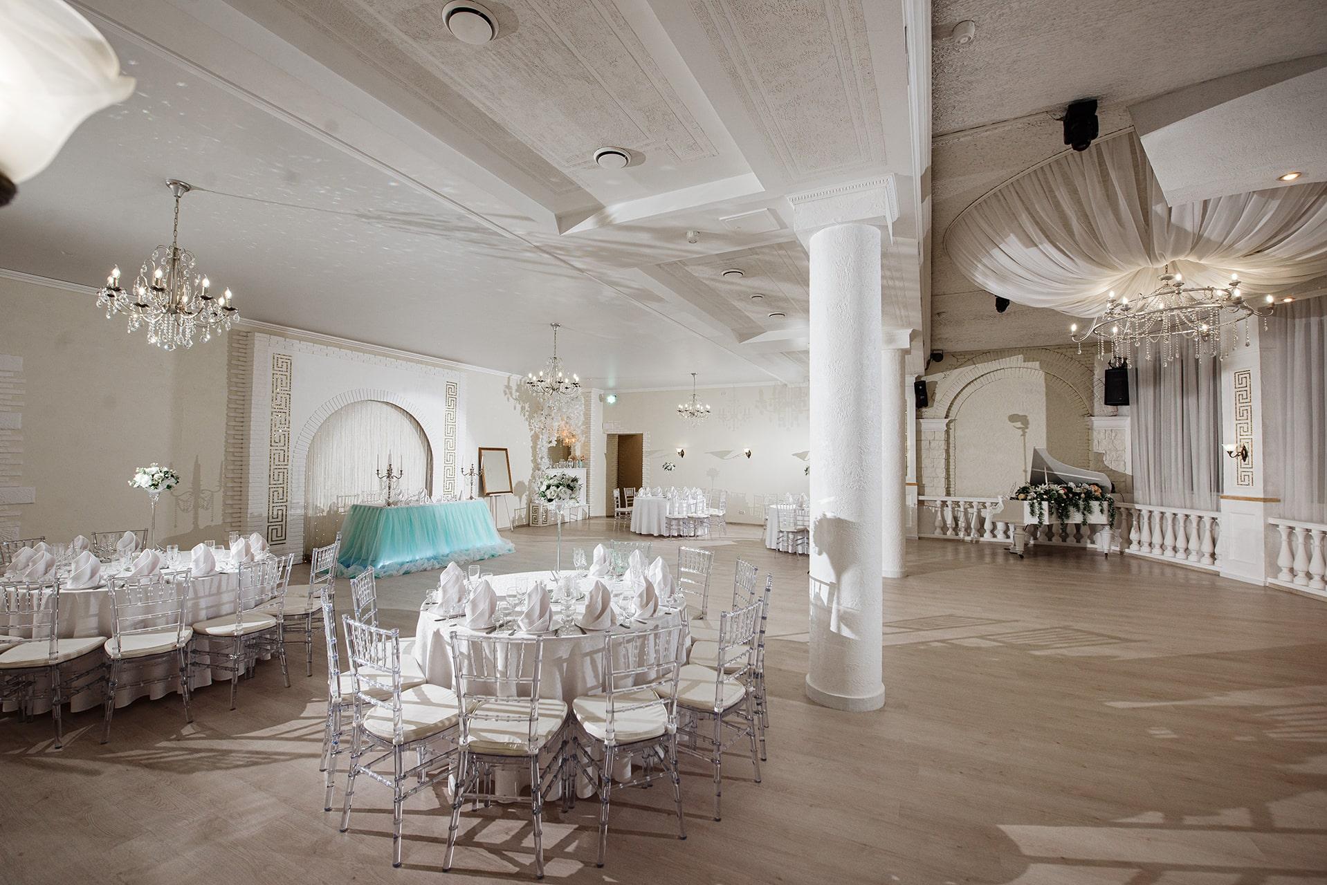 Банкетный зал ресторан СПб для свадьбы