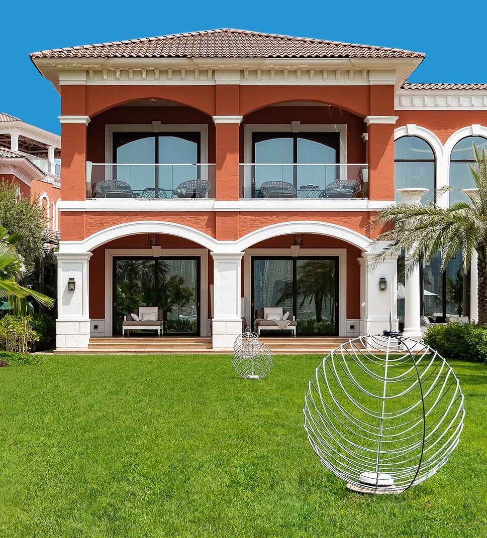 XXII Carat Villas for Sale on Palm Jumeirah, Dubai