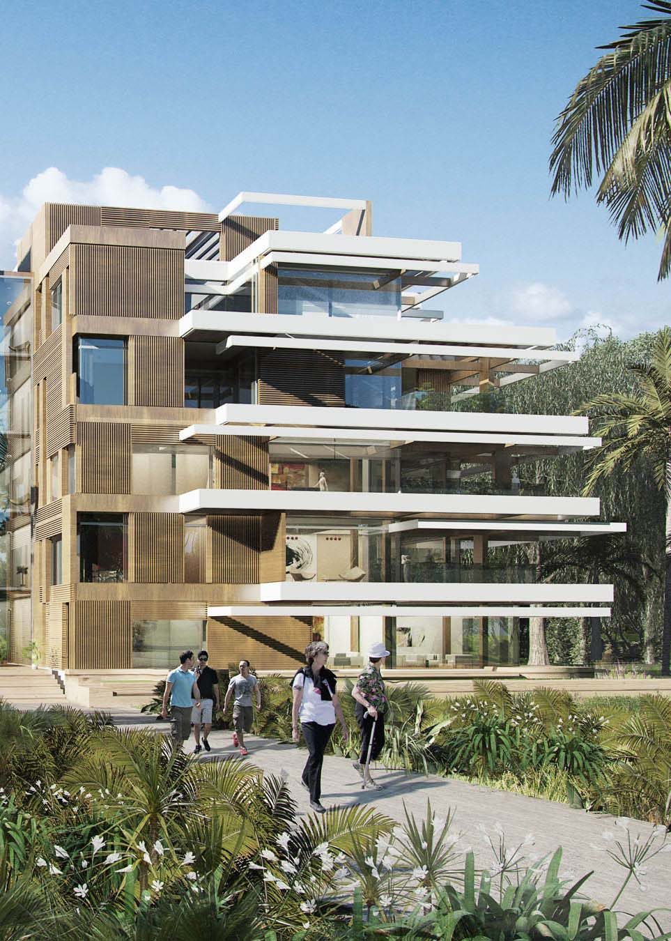 Al Barari Ashjar Apartments for Sale in Dubai