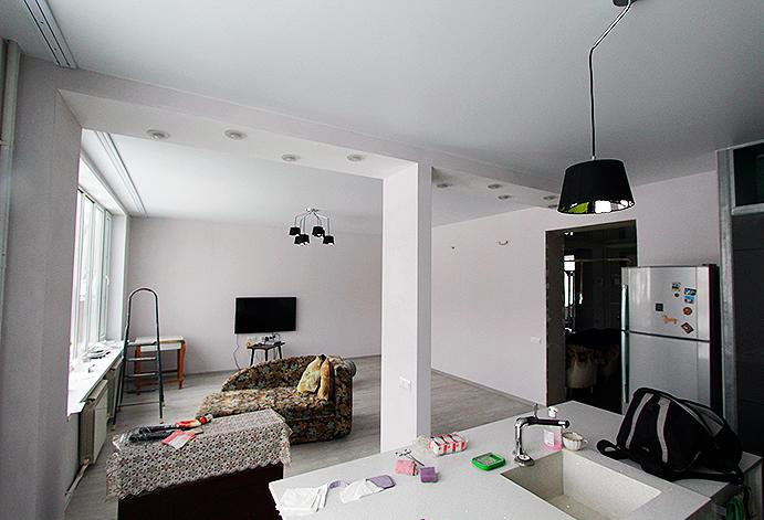 классические матовые натяжные потолки идеальный вариант для любого помещения