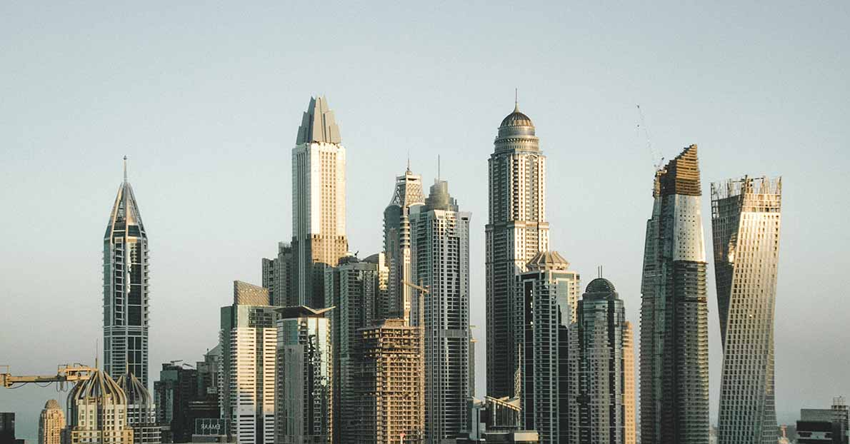 Dubai Is Becoming A Technology Center