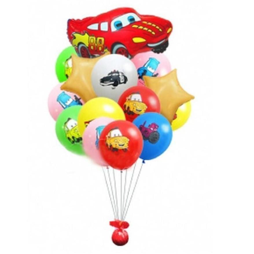 Сет из шаров для девочки №4