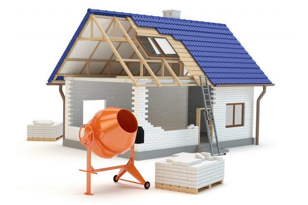 строительство домов под ключ цены