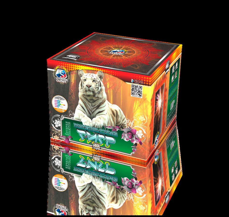 Салют Бенгальский тигр