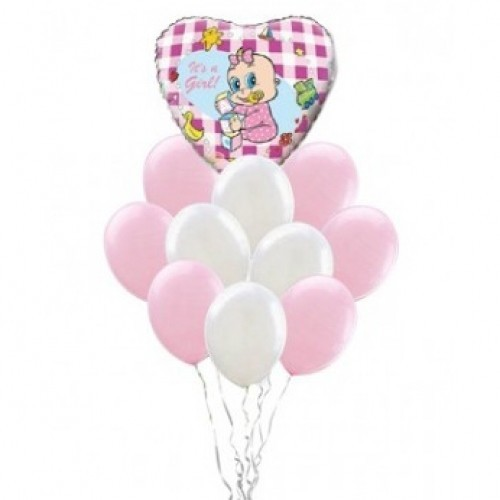Сет из шаров для мальчика №4