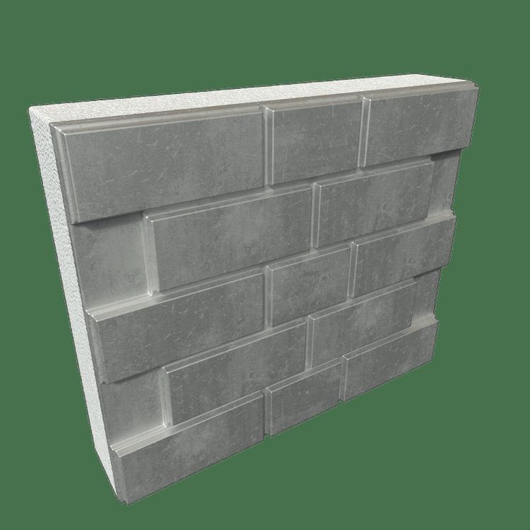 размеры фасадной панели