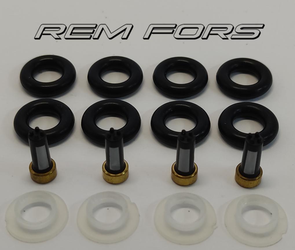 Ремкомплект форсунки 1.8  16V  FORD FOCUS I  98-04  ОЕ:0280155819