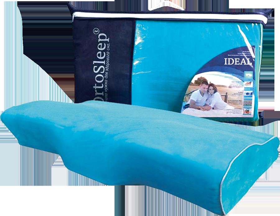 ортопедическая, анатомическая подушка ортослип идеал