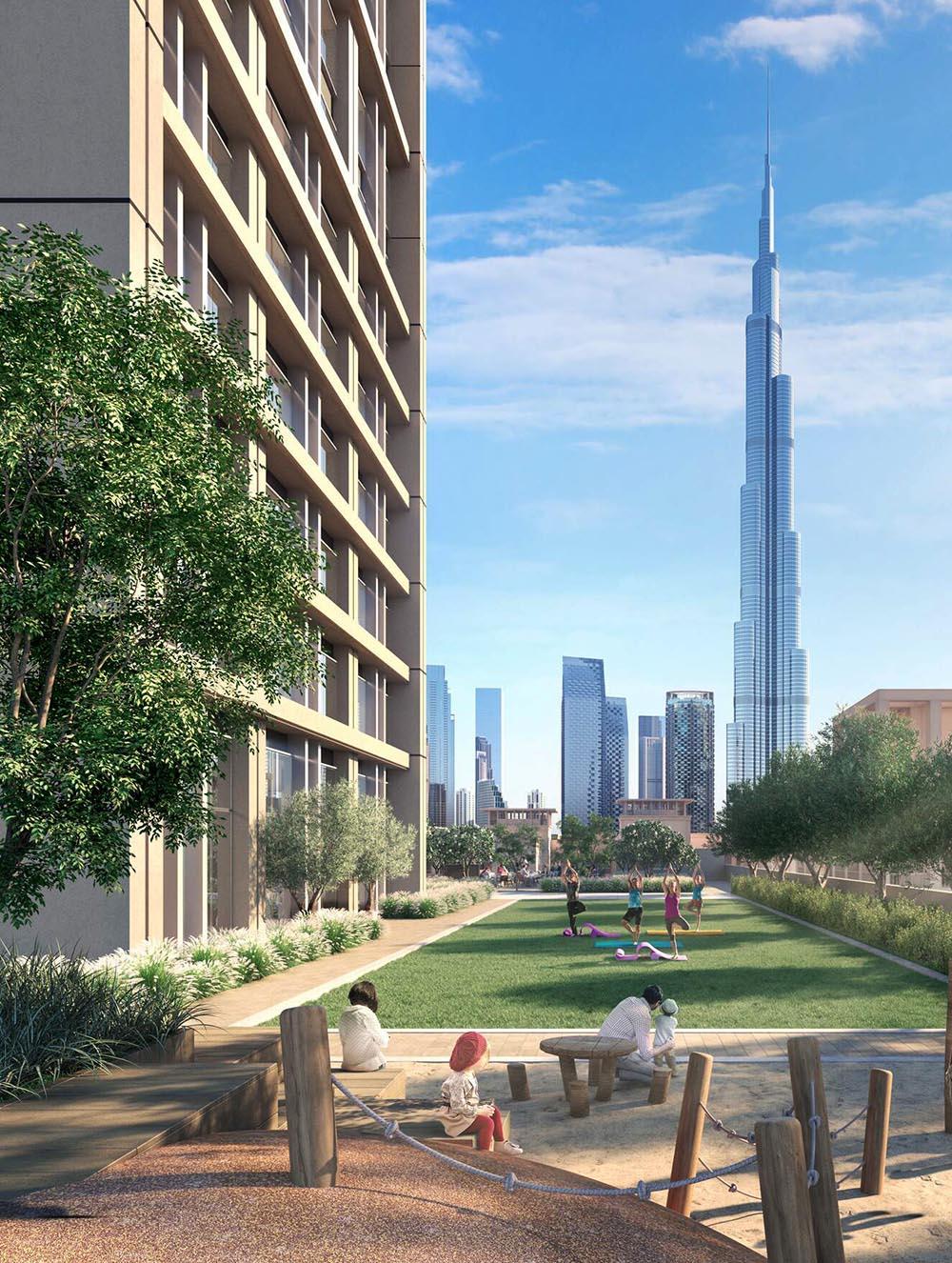 Emaar VIDA Za'abeel in Downtown Dubai – Apartments for Sale in Dubai