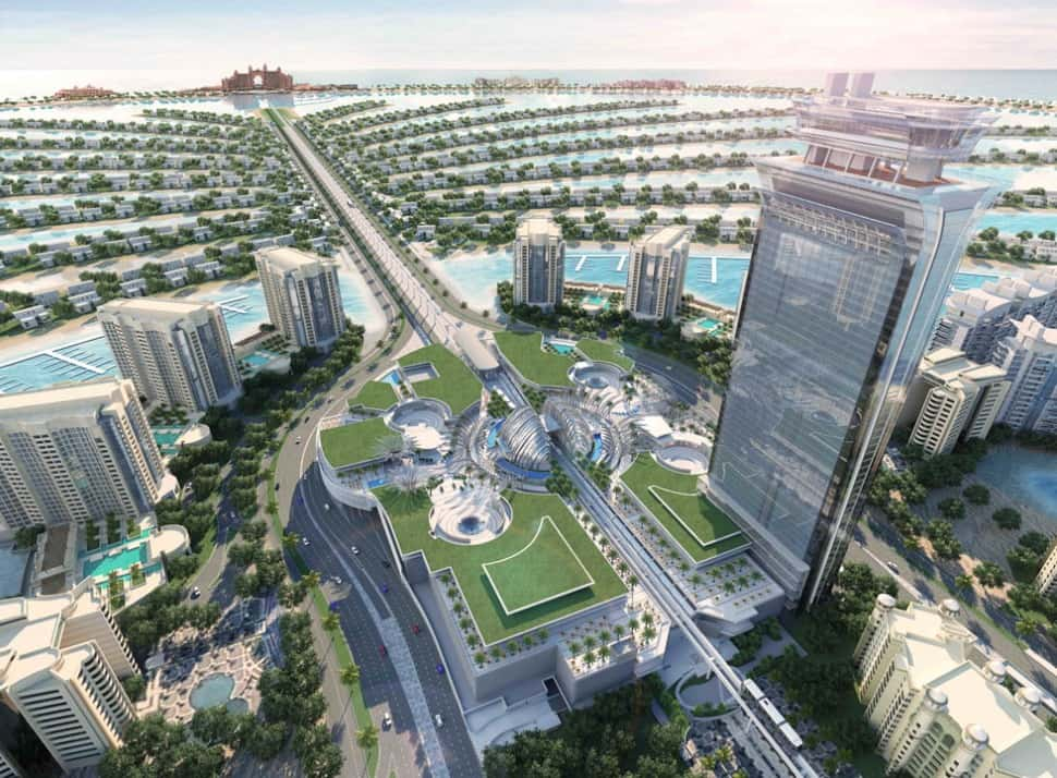 Buy Properties in Dubai by Nakheel