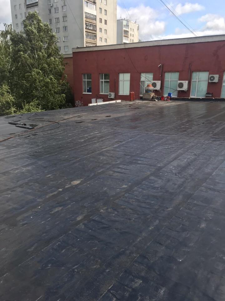 Монтаж плоской кровли в Екатеринбурге