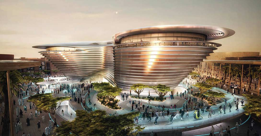 Expo-2021 in Dubai