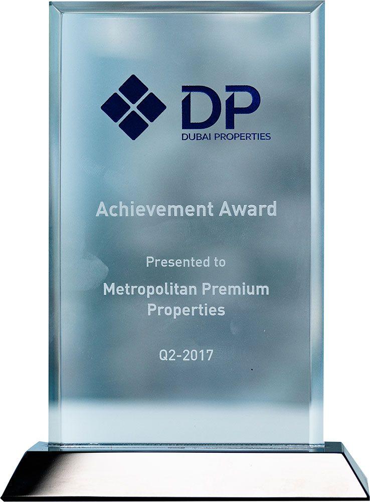 Metropolitan Premium Properties: Dubai Holding TOP Broker