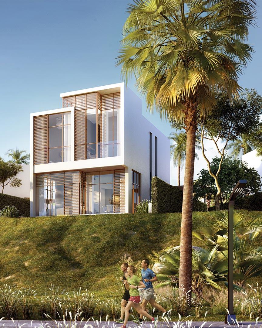 DAMAC Green Acres – Villas for Sale in DAMAC Hills, Dubai