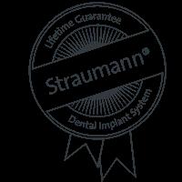 Пожизненная гарантия на импланты Штрауман