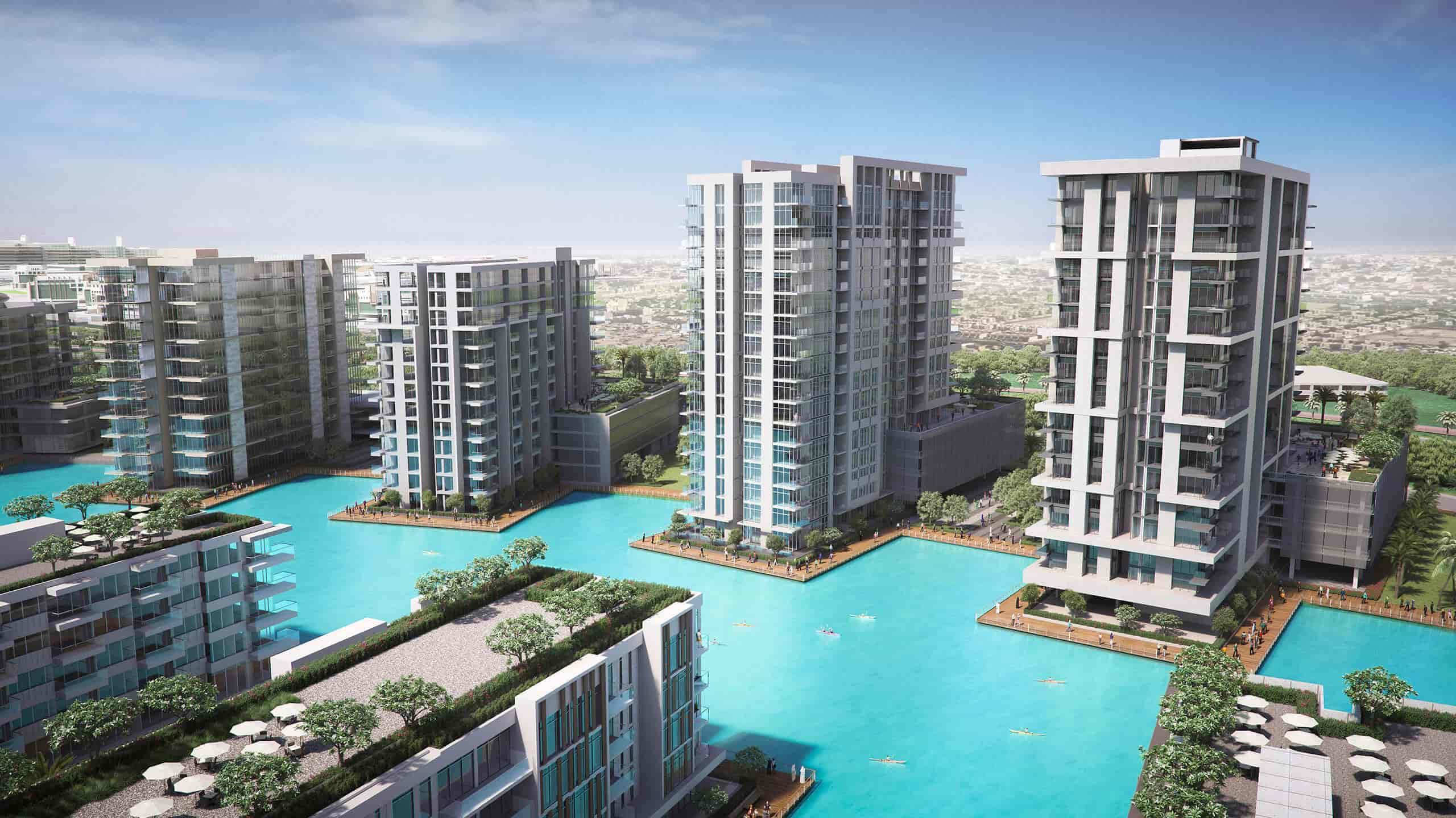 Properties for Sale in Mohammed Bin Rashid Al Maktoum (MBR) City, Dubai