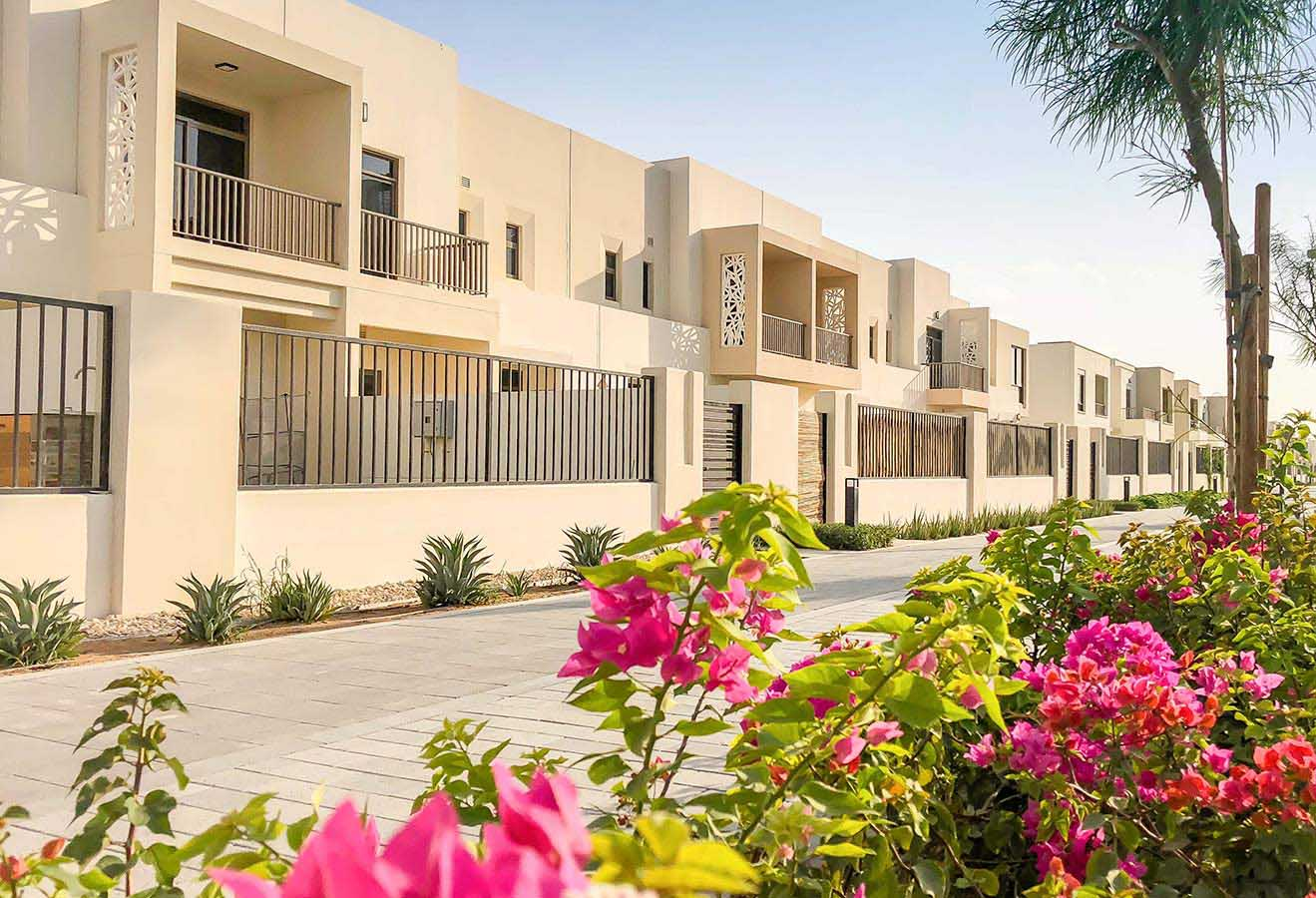 Properties for Sale in NSHAMA Town Square Dubai