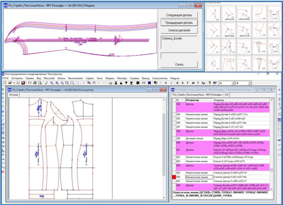 Обучение +Сапр +Грация, курсы +компьютерное +проектирование +одежды