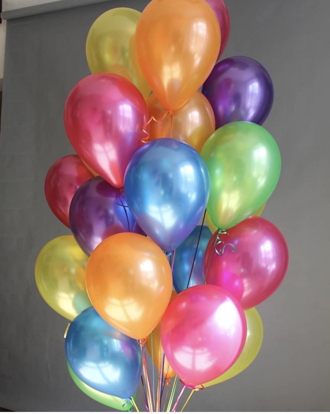Облако из 25 шаров