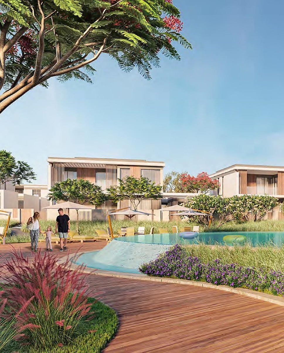 Tilal Al Ghaf Harmony Villas Phase 2 – Villas for Sale in Dubai
