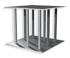 Закладные детали для железобетонных конструкций
