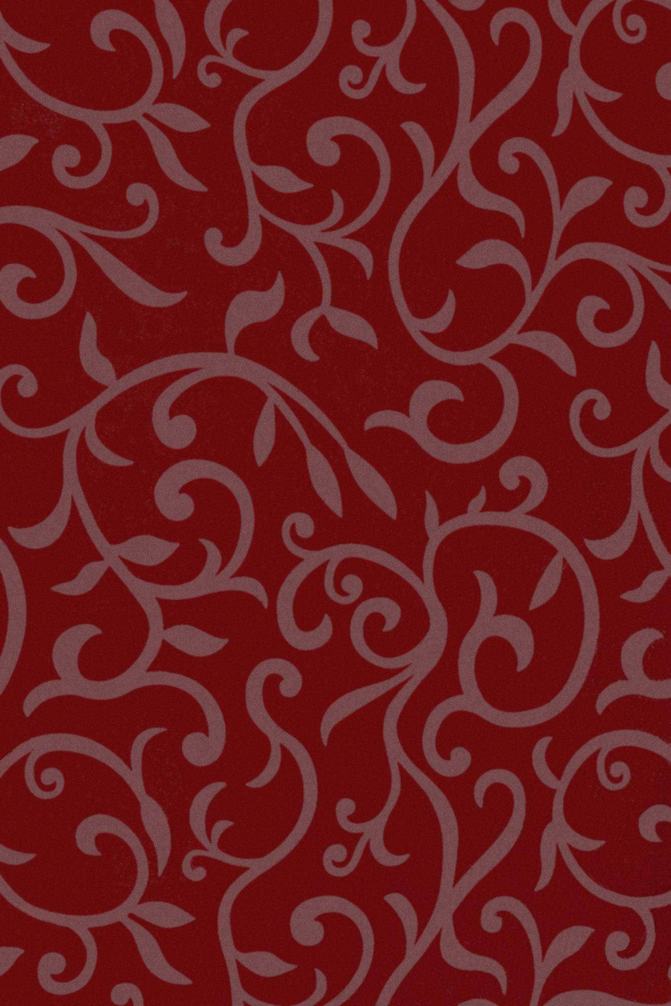 JM005 HG Флористика красная