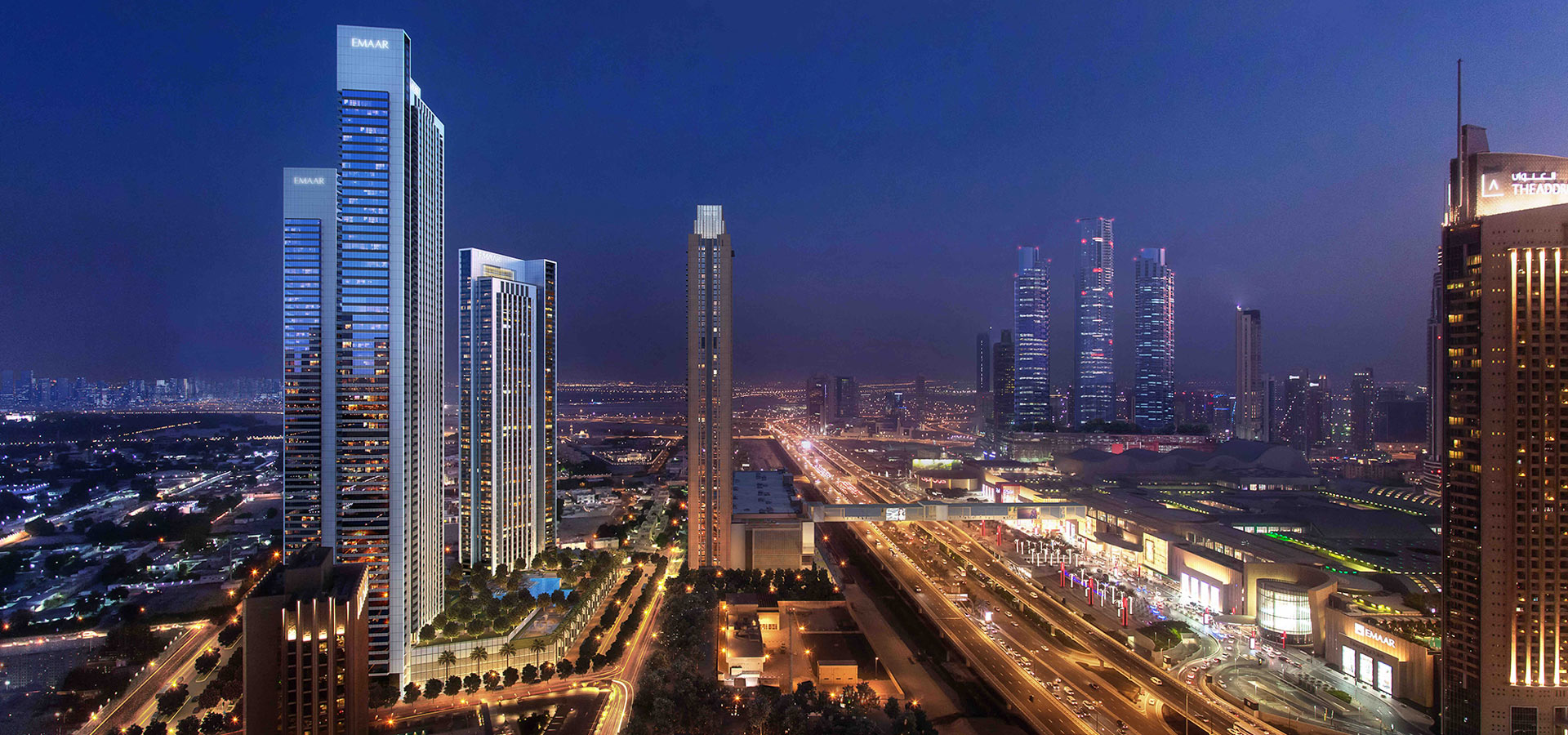 Emaar Downtown Views II in Downtown Dubai – Apartments for Sale in Dubai