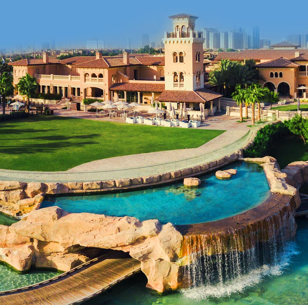 Emaar Arabian Ranches: Residential Villas in Premium Gated Community