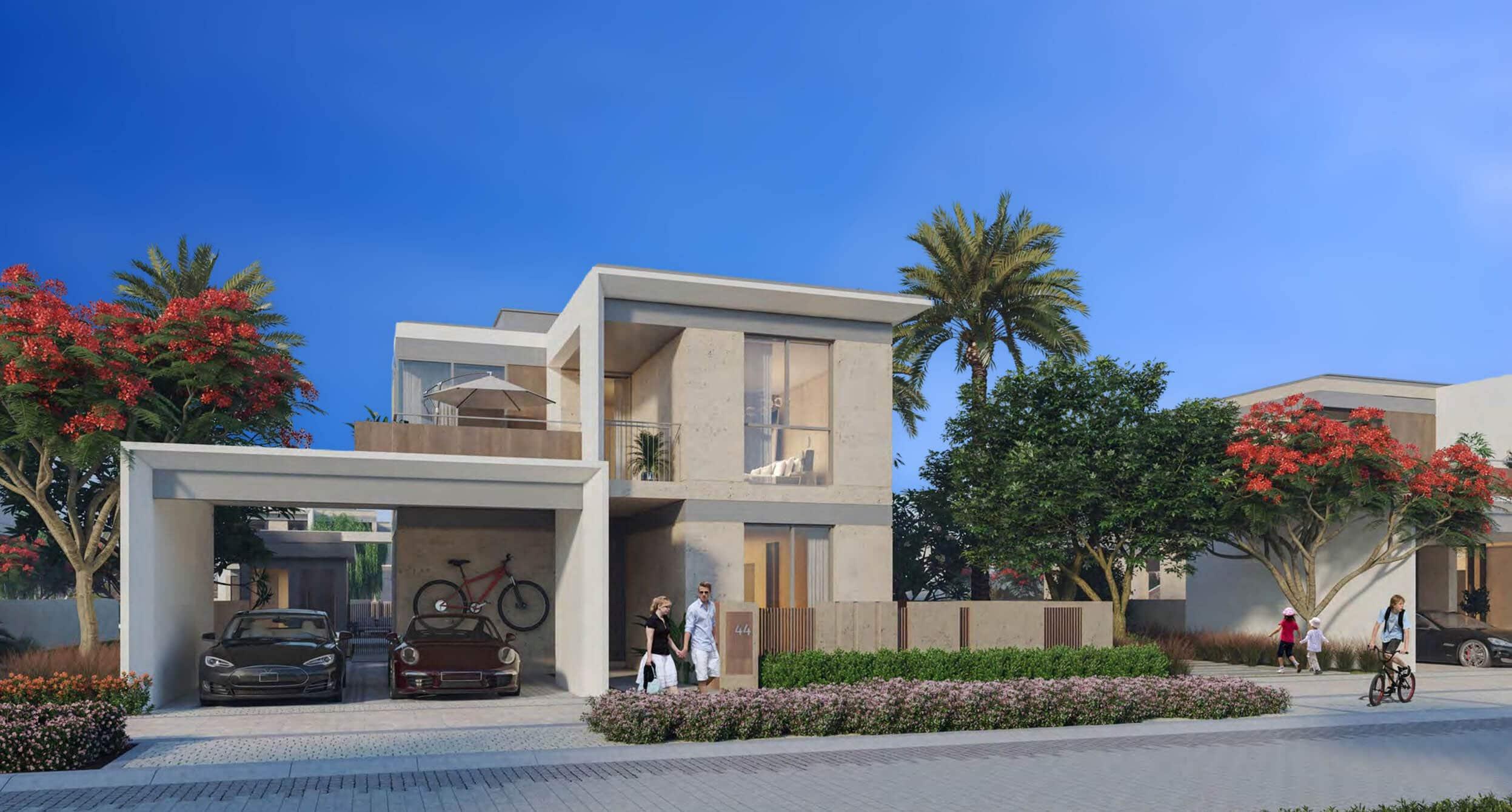 Tilal Al Ghaf Villas for Sale in Dubai
