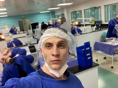 Starostin Aleksandr surgeon