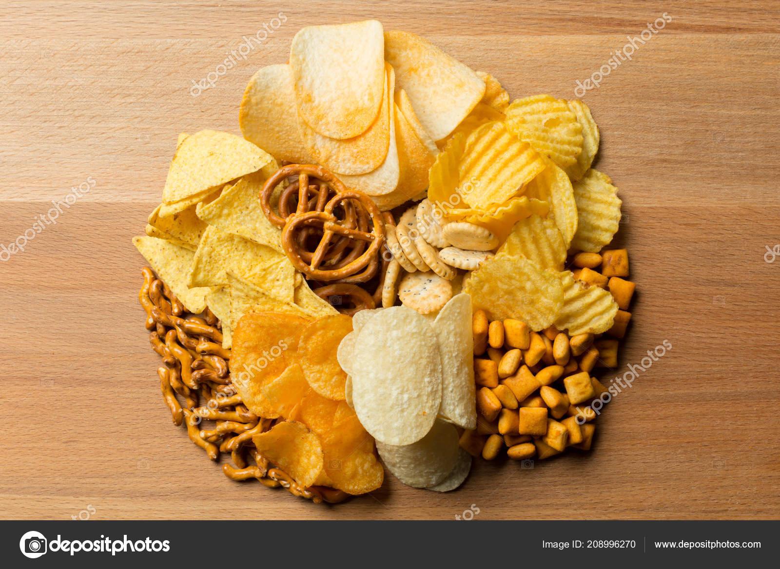 производство чипсы