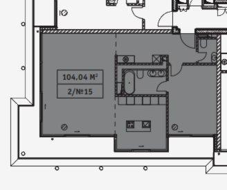 Бадаевский планировка квартиры