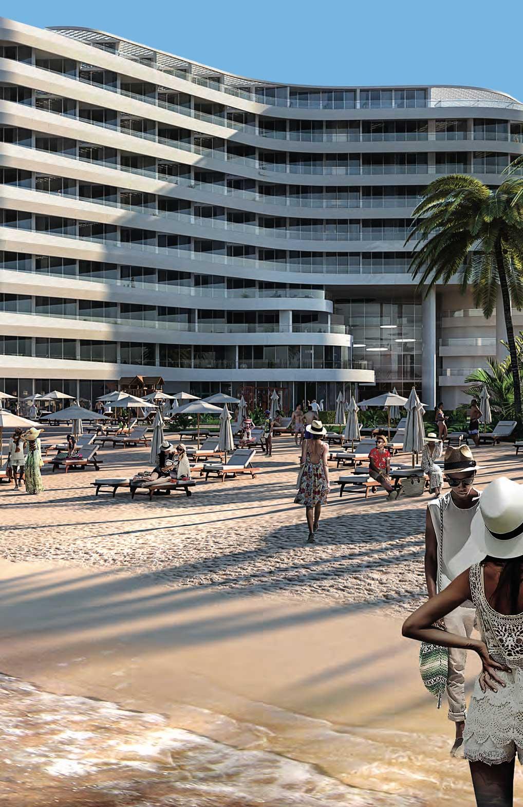 Azizi Mina on Palm Jumeirah – Apartments for Sale