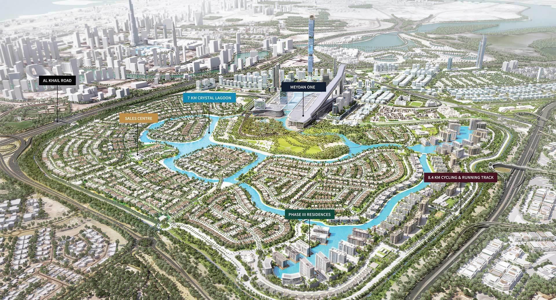 ديستريكت ون ريزيدينس: شقق للبيع في دبي ، مدينة محمد بن راشد