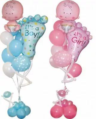 Сет из шаров для мальчика №3