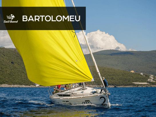 Парусная яхта Bartolomeu