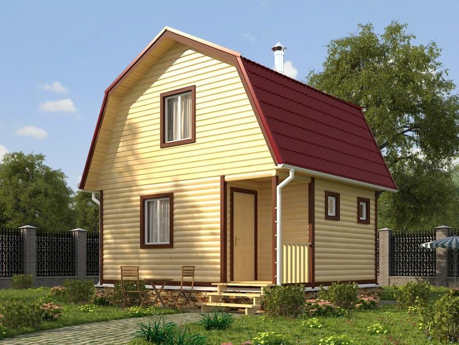 Дачные дома в Курске