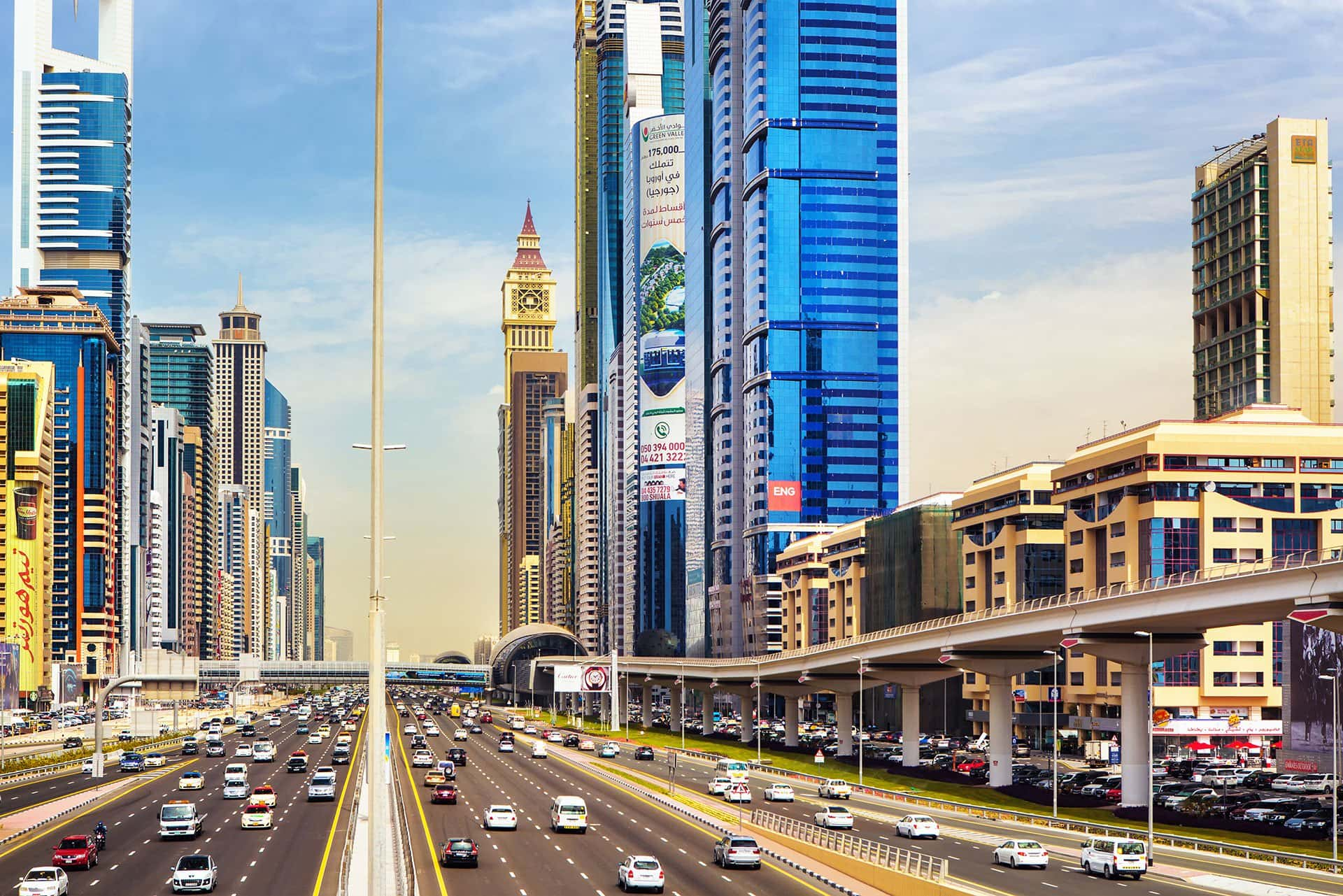 Properties for Sale in Sheikh Zayed Road