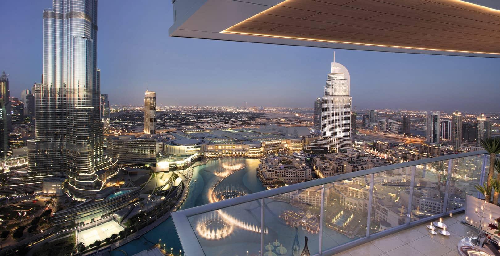 Buy Emaar Properties in Dubai