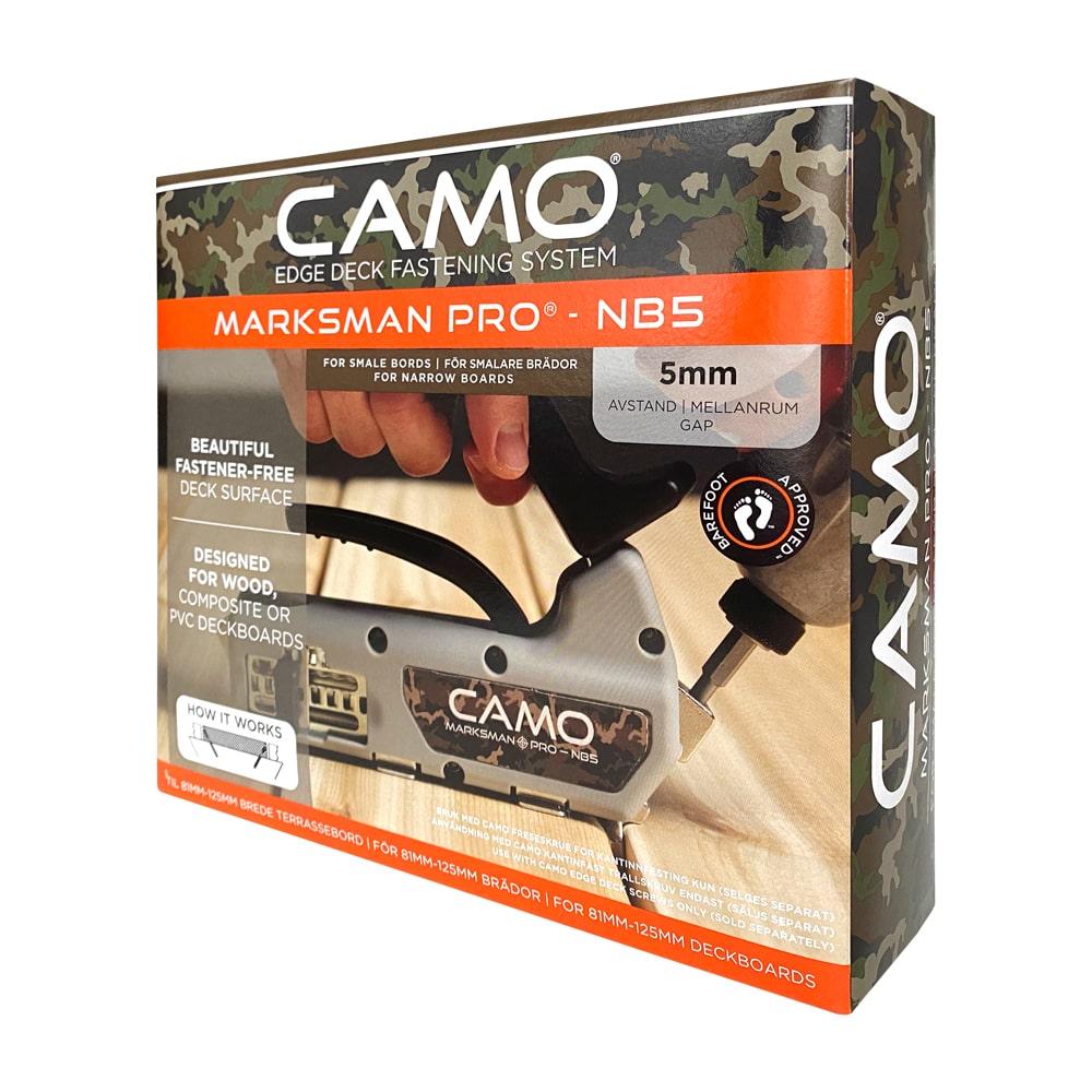 Система скрытого крепежа CAMO